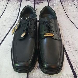 Dockers Men's Perspective Black Oxfords - Sz 12W
